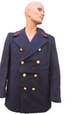 Authentique Caban  de la Marine Nationale Française ( Année 50-60)Taille S