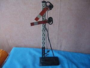 412 I 1920'S Bing Germany Signal Sémaphore Double Gauge O Zero