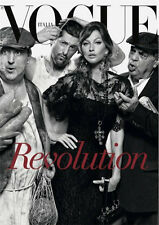 VOGUE ITALIA July 2013,Gisele Bundchen,Tony Ward,Steven Meisel,Dolce & Gabbana