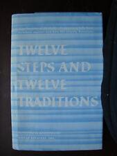 Twelve Steps and Twelve Traditions * Twenty Eighth 28th Printing 1985 12 Step HC