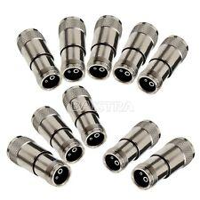 20PCS Dental High Speed Handpiece Tubing Change Adapter Connector Converter SALE