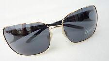 Esprit Damen Sonnenbrille Neu gold  Optikerware groß edel Gesicht mittel size M