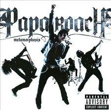 NEW - Metamorphosis by Papa Roach