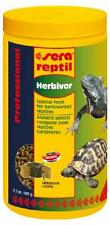 Sera Reptile Professional Herbivore Pellets 1000ml Tortoises and Iguanas.