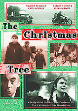 THE CHRISTMAS TREE DVD William Burleigh Kate Nicholls Brian Blessed Anthony Hono