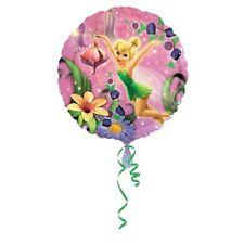 "18"" Disney Fairies Tinkerbell Helium Foil Balloon Party Flowers 26554"