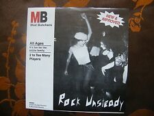 SP THE MAD BUTCHERS - Rock Unsteady / Beat Hotel Records BH002 (1996) USA