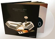 ARCTIC MONKEYS LP Tranquility Base Hotel + Casino CLEAR VINYL + Downloads + Pro