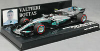 Minichamps Mercedes-AMG F1 W08 2nd Mexico GP 2017 Valtteri Bottas 410171877 1/43