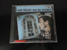CD GENE VINCENT - INTO THE SEVENTIES - TTB ETAT
