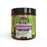 Saw Palmetto Berry Powder Wild Crafted Herb 8OZ Supports Prostate Health