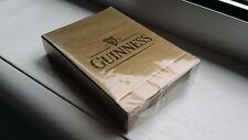 GUINNESS BEER PLAYING CARDS GOLDEN DECK LOGO BRAND NEW IN BOX
