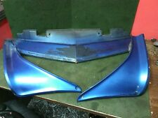 1978 - 1978 Chevrolet Corvette 3 pc front spoiler and outer air deflectors Used