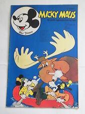 Micky Maus 1970 Nr. 39 mit MMk-Zeitung mit Sammelbid Ehapa Walt Disney KR-P