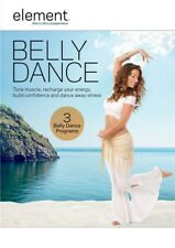 ELEMENT BELLY DANCE BELLYDANCE DVD EXERCISE FITNESS NEW SEALED