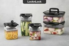 Fermented Foods Storage Container Set of 5 - Air Vent - Free Expedited US