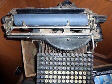 Vintage/Antique  The SMITH PREMIER No. 5 TYPEWRITER