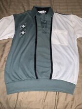 Men's Classics by Palmland Banded Vintage Golf Polo