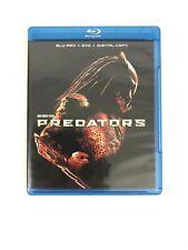 PREDATORS Blu-ray Disc & Digital Copy Only