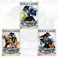 Skulduggery Pleasant Series 3 (7-9) Derek Landy 3 Books Collection Set Pack NEW