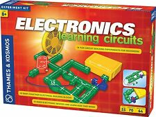 Thames and Kosmos 615819 Electronics: Learning Circuits Experiment Kit
