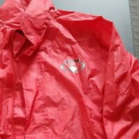 Kids Size 14 Sydney Swans Rain Jacket (To Fit An Average 14 Year Old)