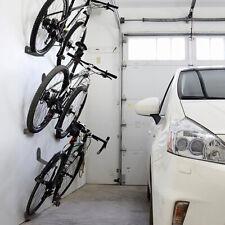 3Pcs Metal Wall Mount Mountain Road Bike Hanger Storage Rack Bicycle Holder Re