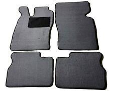 Passform-Velours-Fußmatten für Opel Vectra A Autoteppiche in grau