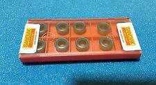 SANDVIK  RCMT 12 04 M0  4235  CARBIDE  INSERTS,  10 PCS