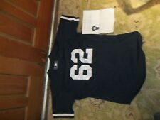 "Early 2000 New York Yankees Spring Training ""62"" Jersey Lou Lampson COA"