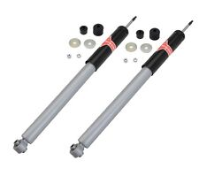 Set of 2 Rear Gas-a-just KYB Shock Absorbers for Mercedes W202 S202 C208 C220