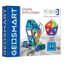 Geosmart educativo MARS Explorer il futuro di gioco geomagnetici 51 PEZZI