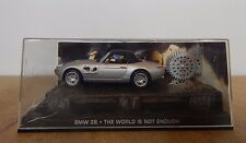 James Bond Car Collection- BMW Z8 The World is Not Enough1:43 scale