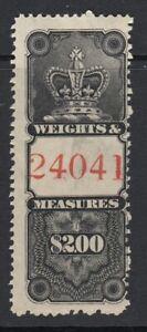 Canada (Revenue) van Dam FWM12, MHR