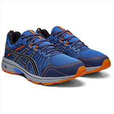 Asics GEL Venture 7 Blue Grey Blue Men Trail Running Shoes SIZE 11.5