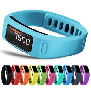 For Garmin Vivofit 1 / 2 Strap Replacement Silicone Sport Stud Watch band