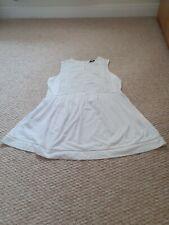Next Size 14 White Tunic Top was £35