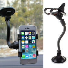 Car Holder 360°Rotating Windshield Mount Bracket Stand for GPS Mobile Cell Phone