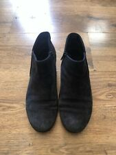 Gabor Ladies Black Ankle Boots Size 5