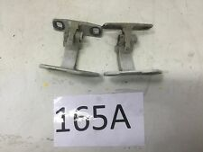 00-06 BMW E53 X5 REAR TRUNK HATCH TAIL GATE HINGES LOWER TAILGATE OEM D 165A