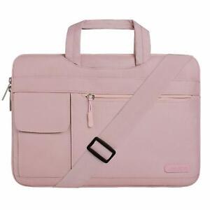 Laptop Shoulder Business Bag 13.3 15.6 17 inch for Macbook Dell Acer 13 15 Men