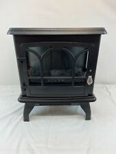 Kingham 400 sq. ft. Panoramic Infrared Electric Stove with Electronic Thermostat