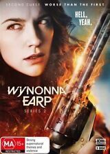 Wynonna Earp - Season 2 : NEW DVD
