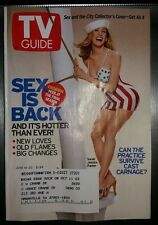 SEX AND THE CITY TV Guide 6/14/03 June 14, 2003 Sarah Jessica Parker NEW FShip