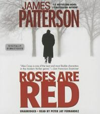 Roses are Red by James Patterson (2016, CD, Unabridged)