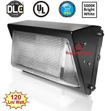 60 Watt LED Wall Pack  - Super Efficient - 7,200 Lumens - 5000K Wall Light LED