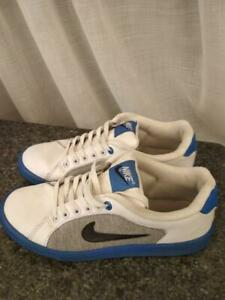 NIKE Court TRADITION NXT 2 Neu Gr:46 US:12 white blueleder sneaker saku V2