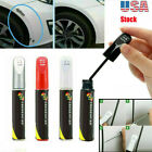 4Color Car Paint Repair Pen Scratch Remover Touch Up Clear Coat Applicator Tools