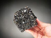 Sphalerite over Fluorite, Cave-in-Rock, Illinois