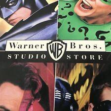 Warner Bros Studio Store catalog 1994 Batman Vintage